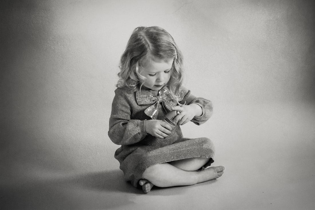 Syllabub & Bloom - Portrait of Girl