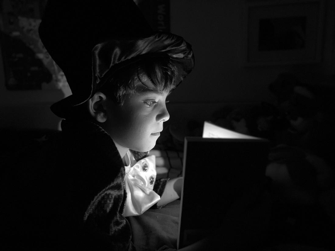 Top ten tips for iPhone photos of children.