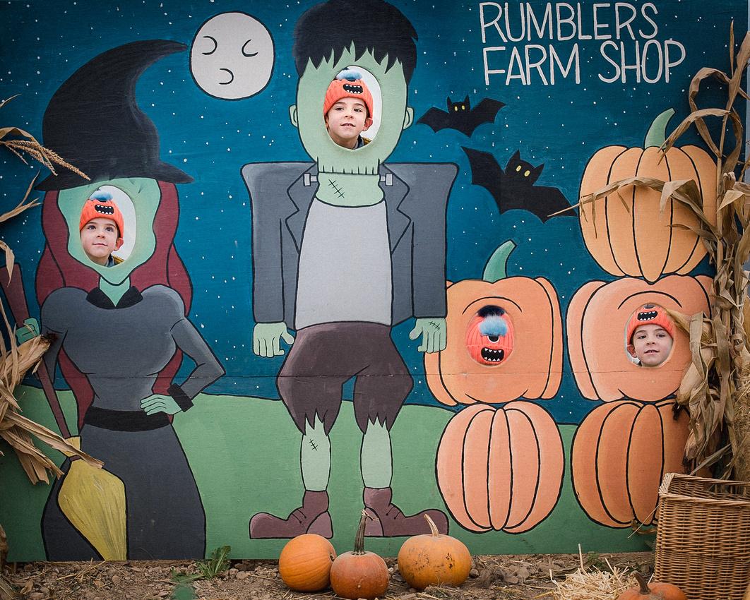 Halloween fun in Hertfordshire